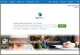 Academic Search Premier database