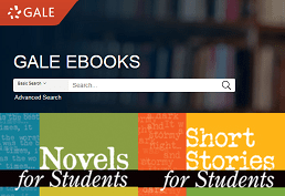 Gale eBooks - Novels and Short Stories