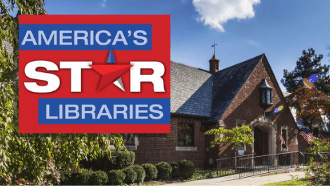Wright named 4-star library