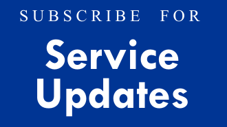 subscribe for service updates