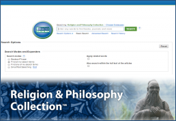 Religion and Philosophy Collection